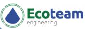 logo Екотим Инженеринг - пречиствателни станции