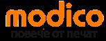 "logo  ""Модико България"" ЕООД"