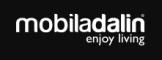 logo Mobiladalin - тапицирана мека мебел от Румъния