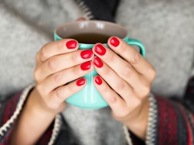 удобна чаша за кафе