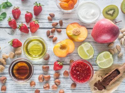 здравословна диета плодове и витамини